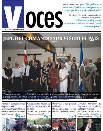 JEFE DEL COMANDO SUR VISITÓ EL PAÍS - cecadh