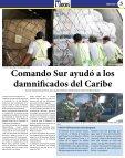 JEFE DEL COMANDO SUR VISITÓ EL PAÍS - cecadh - Page 5