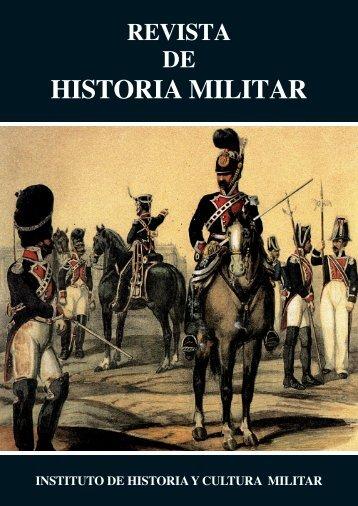 revista de historia militar nº 11o - Portal de Cultura de Defensa ...