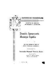 Fernando Manuel Victoria Arceo - Universidad Veracruzana