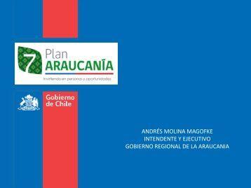 Descargue aquí su presentación - Intendencia de La Araucanía