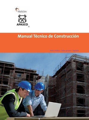Manual Técnico de Construcción - Sociedad Mexicana de ...