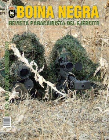 REVISTA BOINA NEGRA Nº 259 - Portal de Cultura de Defensa ...