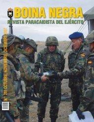 revista boina negra nº 251. octubre, noviembre, diciembre