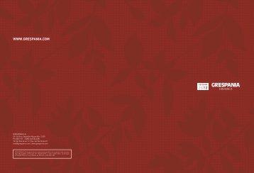 2012 WWW.GRESPANIA.COM