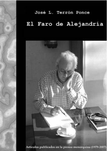 El faro de Alejandria.qxd - Telefonica.net