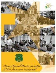 Discurso General Director con motivo del 86º Aniversario Institucional