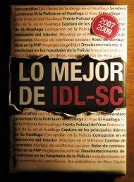 Lo Mejor de IdL-SC - Seguridad Ciudadana