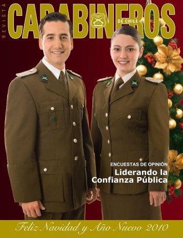 Edición 656 Diciembre 2009 - Revista Carabineros