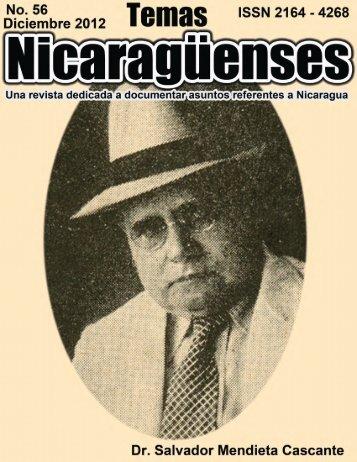 56 - Revista de Temas Nicaragüenses