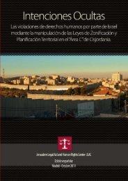 área C - Grupo de ONG por Palestina