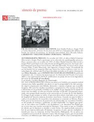 051205 LUNES.indd - Fondo de Cultura Económica