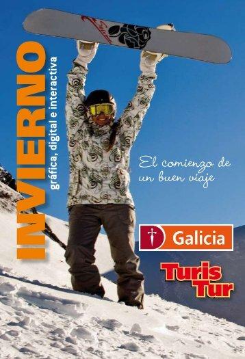 Edición especial esquí - Banco Galicia