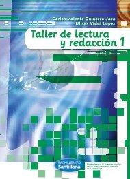 Taller de lectura y redacción - Santillana