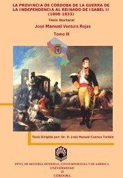 José Manuel Ventura Rojas Tomo III - Helvia - Universidad de ...