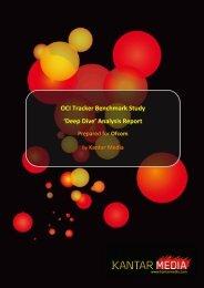 OCI Tracker Benchmark Study 'Deep Dive' Analysis Report