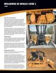 NIVELADORAS DE ORUGAS K SERIE 3 - Case Construction - Page 6