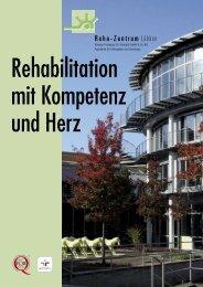 Kliniken Professor Dr. Schedel GmbH & Co. KG Fachklinik für ...