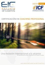 descarga el programa completo - Escuela Internacional de Coaching