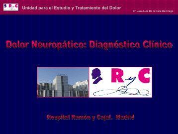 Dolor Neuropático: Diagnóstico Clínico