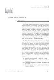 1. Introducción Capítulo 1Análisis de Tablas de Contingencia - RUA