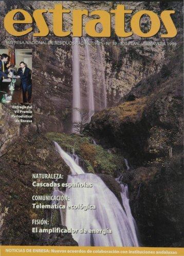 Telemática y medio ambiente - Enresa