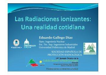 Las radiaciones ionizantes - Sociedad Española de Sanidad ...