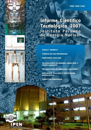 2007 - Instituto Peruano de Energía Nuclear
