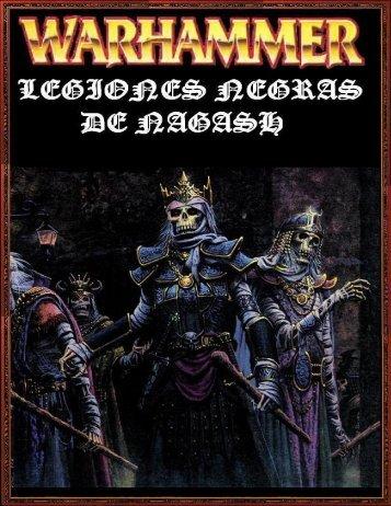 Legiones Negras de Nagash - ¡Cargad!