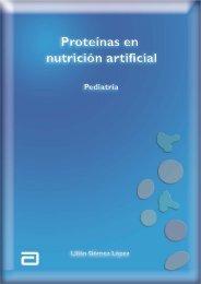 Proteínas en nutrición artificial Pediatría - SENPE