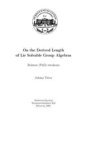 On the Derived Length of Lie Solvable Group Algebras