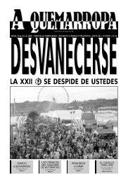 Domingo 19 de julio - Semana Negra Gijón