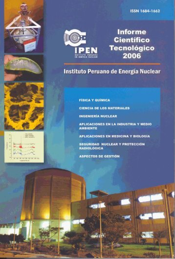 2006 - Instituto Peruano de Energía Nuclear