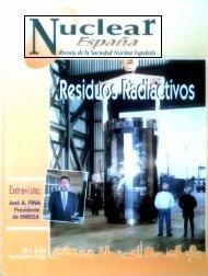 Nuclear España Nº 156 Septiembre 1996