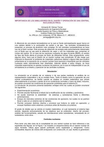 5. Importancia de los simuladores en el diseño y operación de una ...