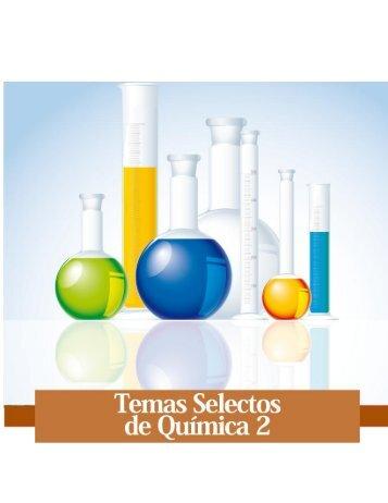 Temas Selectos de Química 2