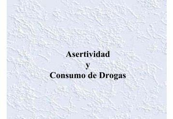 Asertividad y Consumo de Drogas - PEMEX