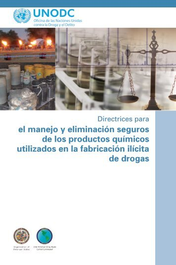 Directrices para el manejo y la eliminación seguros - United Nations ...