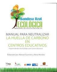 LA HUELLA DE CARBONO EN CENTROS EDUCATIVOS - Fundecor
