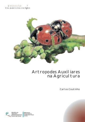 Artropodes Auxiliares na Agricultura - Direcção Regional de ...