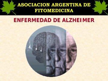 Enfermedad de Alzheimer - Colfarrn.org.ar