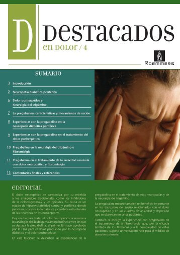 Destadados en Dolor - IntraMed