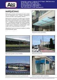 Exposición y ventas: c/ Industria 173-177 bajos - 08025 Barcelona ...