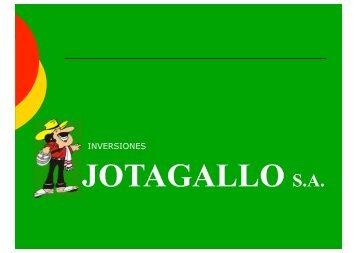 Beneficio Seco de Café JOTAGALLO - COLOMBIA Jun 2012.pps