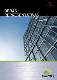 Obras Representativas: INVERMIK INMOBLES - Teulades