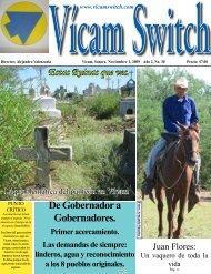 no 30, noviembre de 2009 - Vicam Switch