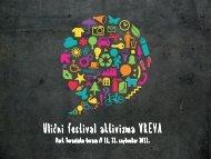 Festival-Vreva kompletan-program final