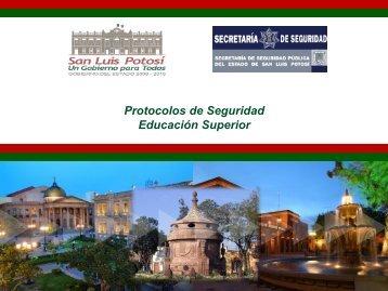 protocolos educacion superior consejos basicos
