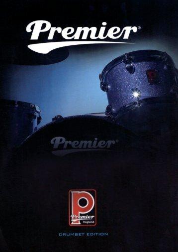 Premier. Baterías cajas, herrajes - Musical El Arco Iris