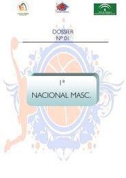 DOS1MAS-01 - Federación Andaluza de Baloncesto